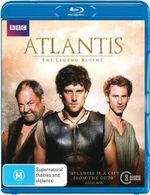 Atlantis - Robert Emms