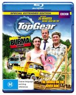 Top Gear : The Burma Special (Special Extended Edition) - James May