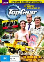 Top Gear : The Burma Special - (Special Extended Edition) - James May