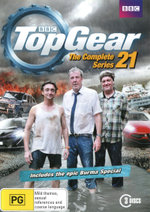 Top Gear : Series 21 (Includes the epic Burma Special) - The Stig
