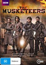 The Musketeers - Howard Charles