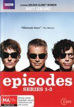 Episodes : Series 1 - 3 (Boxset) - Tamsin Grieg