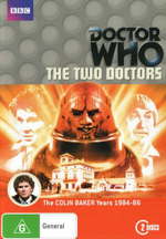 Doctor Who : Two Doctors