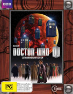 Doctor Who : The 50th Anniversary Collection's Edtion - Matt Smith