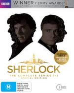 Sherlock : Series 1 - 3  (Special Edition) - Benedict Cumberbatch