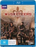 The Musketeers : Series 2 - Tom Burke