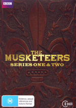 The Musketeers : Series 1-2 (Boxset) - 0