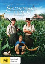 Secondhand Lions - Haley Joel Osment