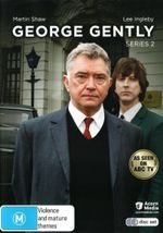 George Gently : Series 2 - Martin Shaw