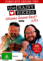The Hairy Bikers : Mums Know Best - Series 2 - Gerard Baker