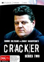 Cracker : Series 2 - Robbie Coltrane