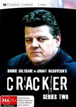 Cracker : Series 2 - Robbie Coltrane