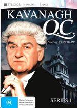 Kavanagh Q.C. : Series 1 - Cliff Parisi
