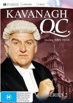 Kavanagh Q.C. : Series 2 - Cliff Parisi