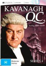Kavanagh Q.C. : Series 4 - John Thaw