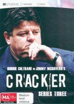 Craker : Series 3 : 7 Episodes : 3 Discs - Robbie Coltrane