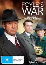 Foyle's War : Season 8 - The Cold War Files - Honeysuckle Weeks