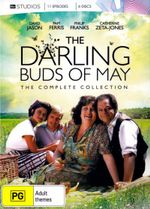 The Darling Buds of May : Complete Collection (6 Discs) - Catherine Zeta Jones