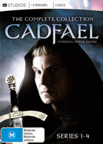 Cadfael : The Complete Collection - Julian Firth