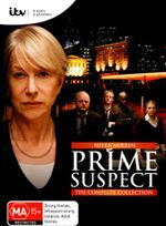 Prime Suspect : The Complete Collection (9 Discs) - John Bowe