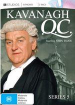 Kavanagh Q.C. : Series 5 (2 Discs) - Oliver Ford Davies