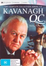 Kavanagh Q.C. : Complete Collection - John Thaw