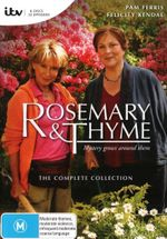 Rosemary and Thyme - The Complete Collection (6 Discs) - Felicity Kendal