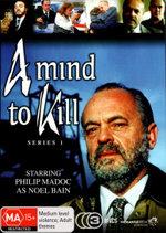 A Mind to Kill : Series 1 - Philip Madoc