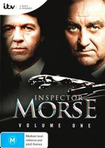 Inspector Morse : Volume 1 - John Thaw