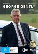 George Gently : Series 6 - Martin Shaw