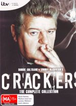 Cracker : The Complete Collection - Robbie Coltrane