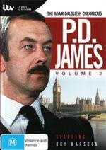 P.D. James : The Adam Dalgliesh Chronicles - Volume 2 - Sheila Allen