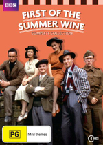 First of the Summer Wine : The Complete Collection - David Fernwick
