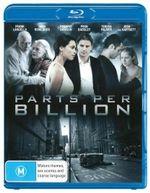 Parts Per Billion - Frank Langella