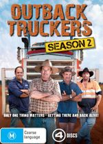 Outback Truckers : Season 2 - Not Specified