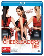 All Cheerleaders Die - Reanin Johannink