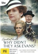 Agatha Christie : Why Didn't they ask Evans? - James Warwick