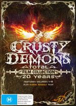 Crusty Demons : Total Film Collection - 20 Years (Volumes 1 - 18) - Seth Enslow