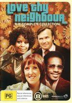 Love Thy Neighbour : Series 1 - 5  Complete  Collection - Nina Baden-Semper