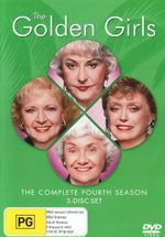The Golden Girls : Season 4 - Bea Arthur