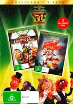 The Great Muppet Caper / The Muppet Christmas Carol (Collector's 2-Pack) - Peter Ustinov