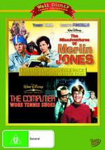 The Misadventures of Merlin Jones / The Computer Wore Tennis Shoes - Annette Funicello
