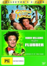 George of the Jungle / Flubber - Brendan Fraser