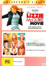 Lizzie McGuire Movie, The / Confessions of a Teenage Drama Queen - Collector's 2-Pack (2 Disc Set) - Megan Fox