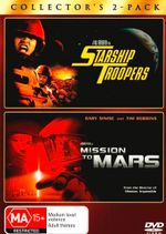Starship Troopers / Mission to Mars - Connie Nelsen
