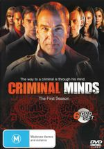 Criminal Minds : Season 1 - Shemar Moore