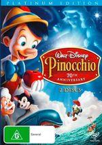 Pinocchio (1940) (Platinum Edition)