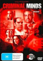 Criminal Minds : Season 3 - Shemar Moore