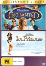Enchanted / Ice Princess - Michelle Trachtenberg
