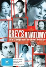 Grey's Anatomy : Season 2 - Sandra Oh